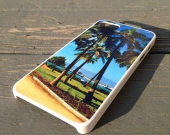 iPhone Case iPhone Cover iPhone Accessory iPhone 5 Case iPhone 4 Case iPhone 4s Case Palm Trees at the Beach SALE