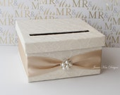Laced Wedding Card Box, Money holder (Small Size)