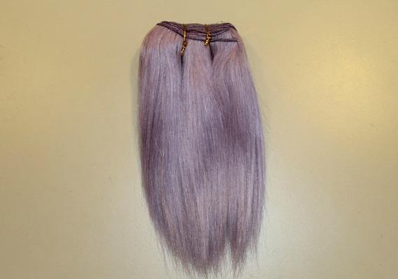 Mohair Weft Doll Hair 97