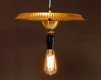 75% OFF! Hanging lamp solid brass edison bulb