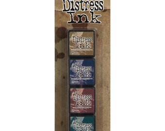 Ranger Tim Holtz Idea Ology Frosted Film Sheets By