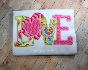 LOVE Valentine Shirt