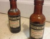 Vintage Beer Salt and Pepper Shakers