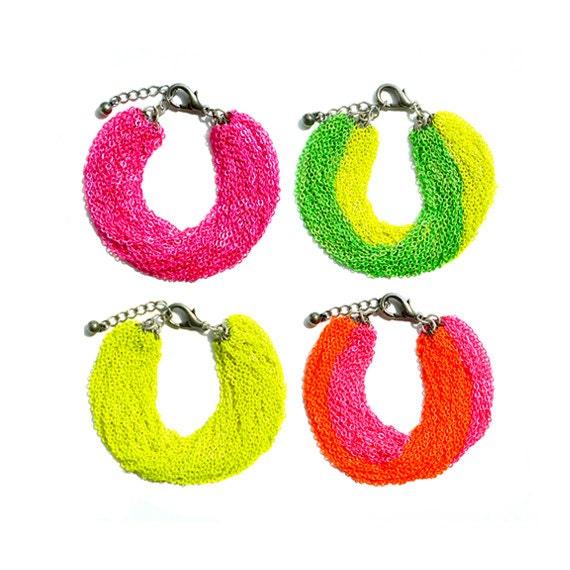 Neon Lover Bracelet