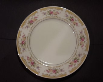 Style House Chippendale Dinner Plate Vintage