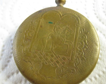 Civil War Locket