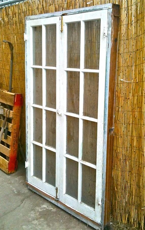 Casement Windows 1920 : Reserved for jorge vintage s pair of casement windows