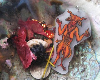 Devil Pendant (mature)