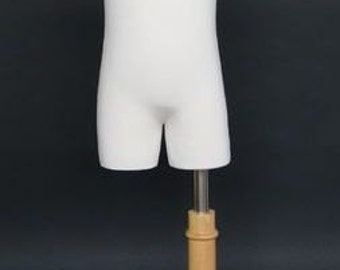 Toddler or Child Dress Form Mannequin 2T