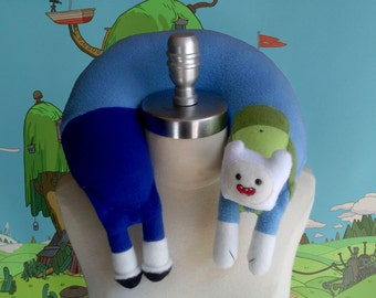 Finn the Human from Adventure Time Travel Neck Pillow