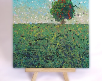 6x6 Summer Tree with Easel