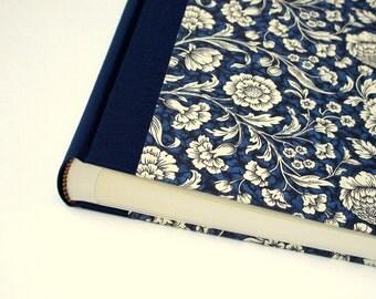 """Photo Album 23x23cm - cover Italian Paper CARTA VARESE Design """"Flower Carpet"""""""