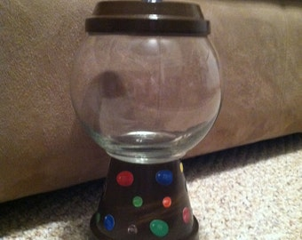 Candy Gumball Dish