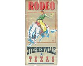Rodeo Stephenville, Texas