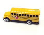 Yellow School Bus Pencil Sharpener