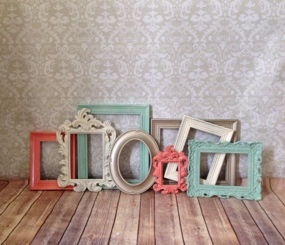 11900 - Mint Picture Frames