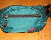 Vintage 1980's Nike Fanny Pack  ***Reserved for West***