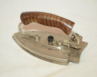Vintage Winsted DURABILT Fully Automatic Folding Iron - 1920s