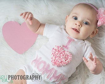 Mothers Day Bodysuit,Girls Mothers Day Bodysuit,Mommy Bodysuit,Girls Mothers Day Bodysuit Valentines bodysuit,Mother Day Bodysuit