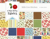 Milk Cow Kitchen Layer Cake by Mary Jane for Moda - 11610LC