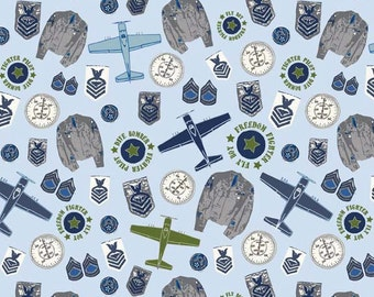 Popular items for airplanes fabric on etsy for Airplane fabric by the yard