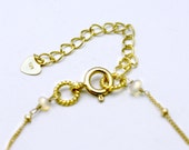 extender chain add on. gold or silver 1.5 inches. make your necklace or bracelet adjustable