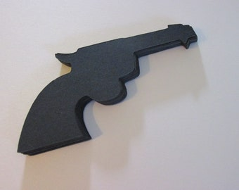 Gun die cuts(25 count)