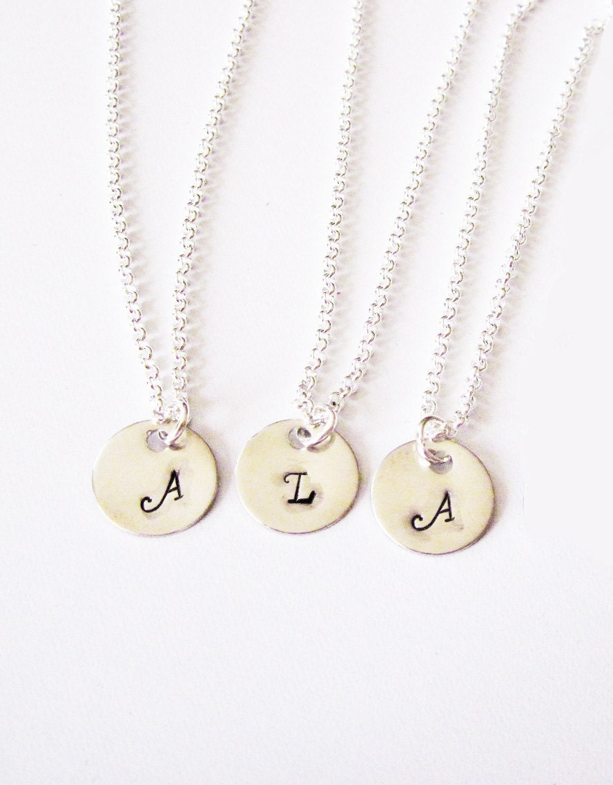 best friend jewelry for 3 3 best friend necklaces initial necklace necklace 3291