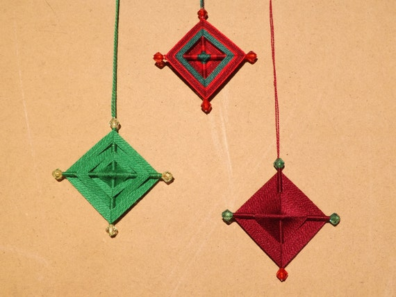 Ojo de Dios 3 in 1 by choice christmas decorations