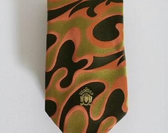 vintage necktie by oleg cassini
