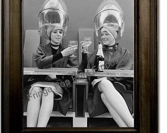 Popular items for beautician on etsy for 1950 beauty salon