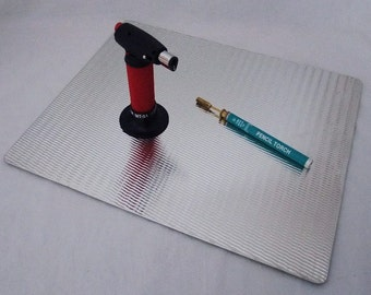 Large Heat Resistant Work Mat 14 x 17 Inch In Size