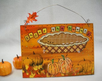 Whimsical Pumpkin Etsy