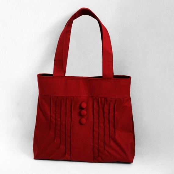 Pintuck Purse from Whitney Jude Handbags