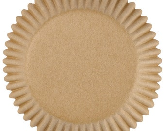Unbleached Baking Cups