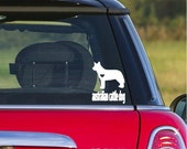 Australian Cattle Dog Vinyl Decal Sticker