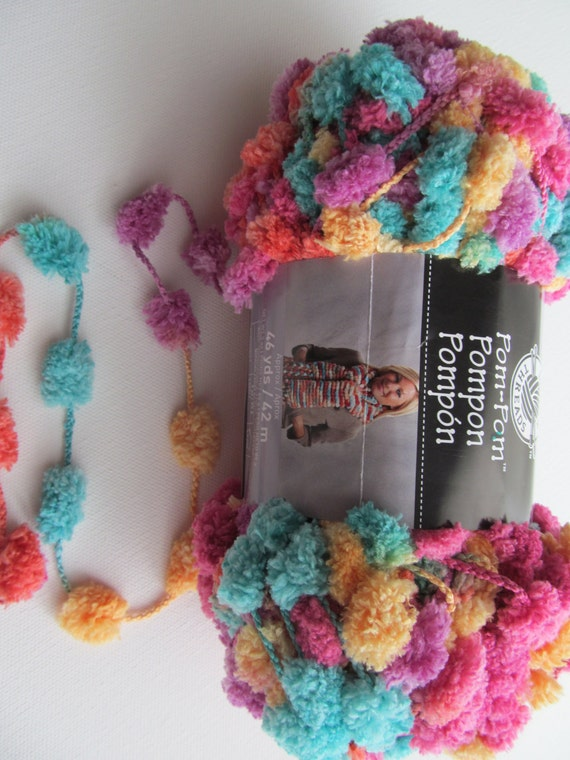 Free crochet patterns for loops and threads yarn manet for pom pom loops and threads pompon yarn confetti pink coral free crochet patterns dt1010fo