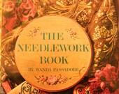 1971 The Needlework Book by Wanda Passadore