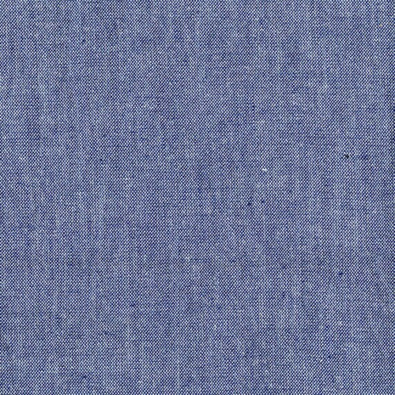 Chambray by andover fabrics navy 1 2 yard cotton by limasews for Chambray fabric