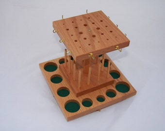 Fly Tying Tool And Material Organizer From By