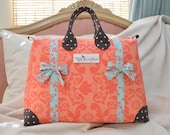 Ready Set Go Overnighter Pattern PDF Sewing Pattern Tote Overnight Bag