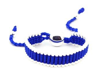 Link Friendship Bracelet - Blue Color - (One Direction)