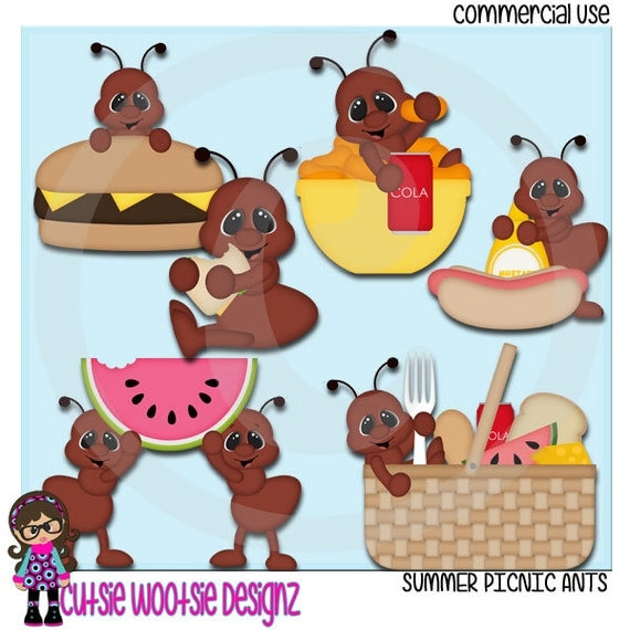 spring picnic clipart - photo #49