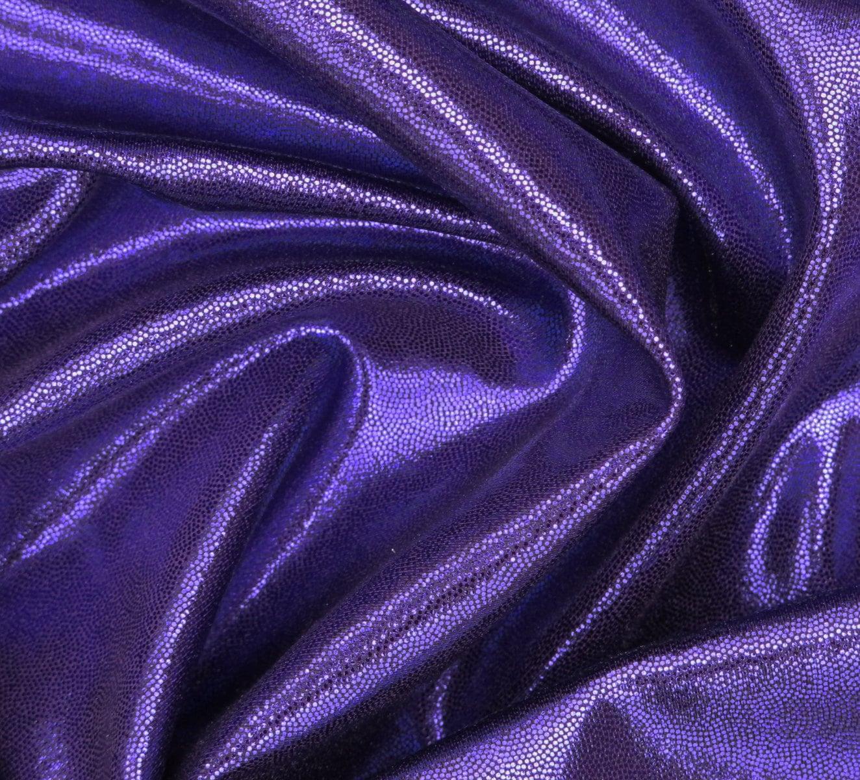 Nylon lycra fabric spandex stretch material purple for Nylon fabric