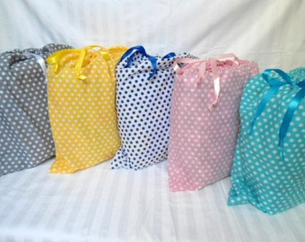 Cotton Drawstring Bag, Weekend Bag, Travel Bag, Gym Bag, Overnight Bag, Large Tote, Drawstring Pouch, Sport Bag, Laundry Bag, Toy Bag