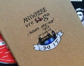 One Direction 'Midnight Memories' Moleskine Notebook