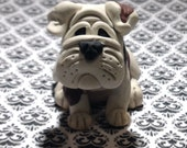 Bulldog Buddy Figurine