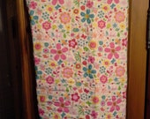 ON SALE: Snug as a Bug By Riley Blake - Perfect Crib, Toddler, Lap SIze Quilt or Play Mat with Bright  Pastel Colors - Perfect for Girls