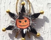 Old Fashioned Halloween Ornament