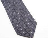 Vintage Tie Oscar de la Renta Retro Mens Fashion